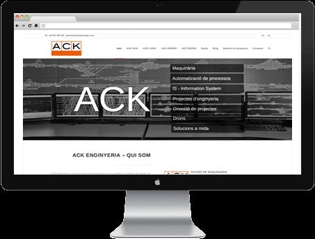 diseño paginas web wordpress barcelona