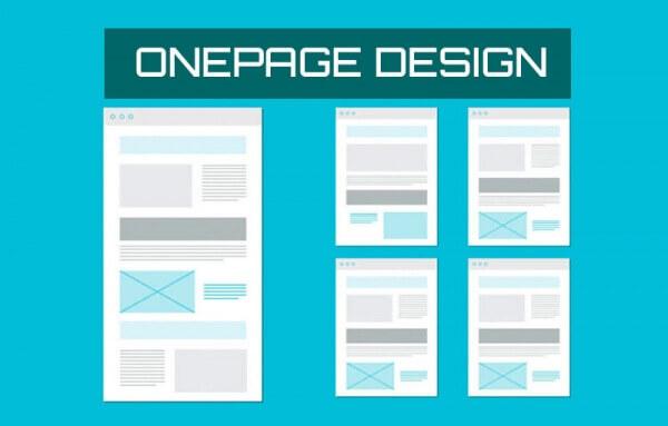 ac63801138243 Ventajas y desventajas de hacer un sitio web de una página ONEPAGE o de  varias páginas 1